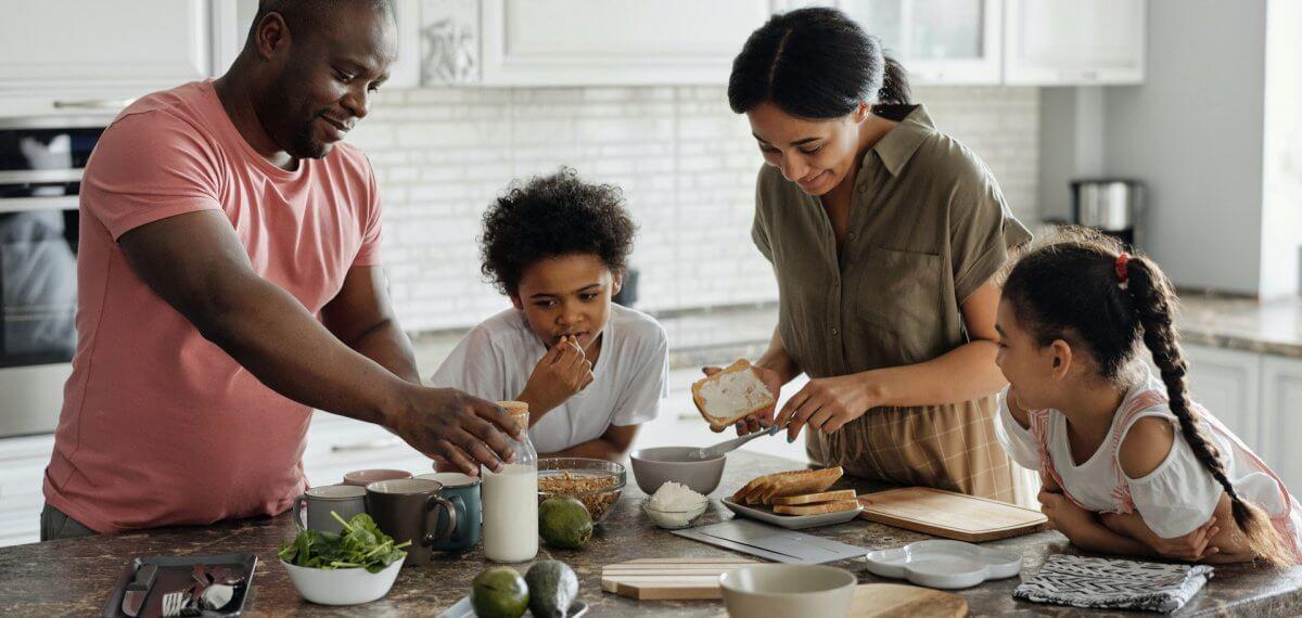Die fünf besten Kleingeräte für ein neues Eigenheim